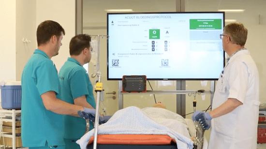 UZ Gent Bloedtransfusieproces