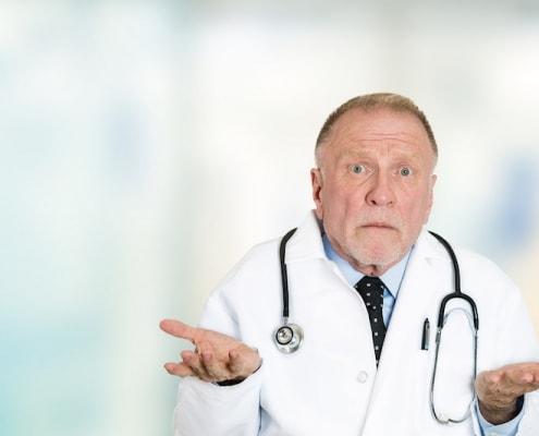 Workflower onbekende patiënt